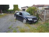 Audi A4 2003 Estate 1.8T 163BHP breaking for parts!