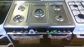 KENWOOD gas cooker 90cm graded