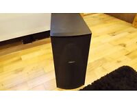 Bose PS48 Black Active Powered Subwoofer Module 48