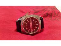 DIESEL Brown Face solid stainless steel fashion watch. DZ-2128 WR100