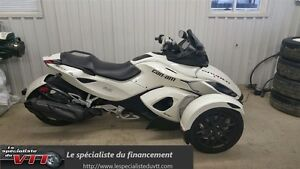 2014 can-am Spyder RS -