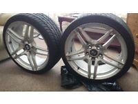 Wheels Bmw 235/35/19