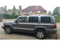 JEEP COMMANDER 3.0 LIMITED EDITION CRD 4X4
