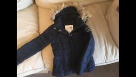 Abercrombie and Fitch girls jackets