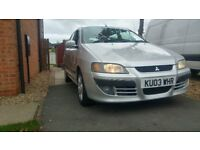 Mitsubishi SPACE STAR 2003 1.3 petrol