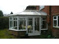Used conservatory, dismantled in very good condition