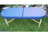 Master 71cm fold up massage table