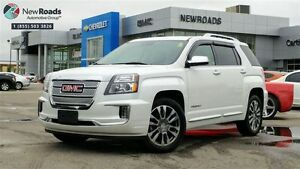 2017 GMC Terrain Denali Denali, One Owner, No Accident, Nav