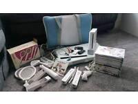 Wii console & bundle