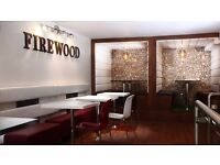 ***GRILL CHEF REQUIRED*** Firewood Grill & Gelato