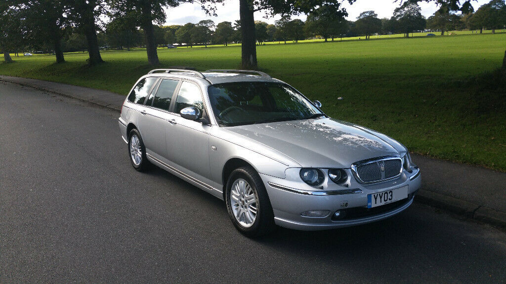 Rover 75 PDF Workshop Service & Repair Manual 1999-2005 ...