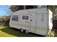2/3berth Abey gt215 caravan, redecorated