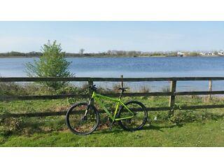 M Trax Graben bicycle
