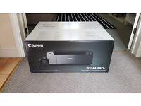 Canon Pixma Pro 1 Printer Brand New