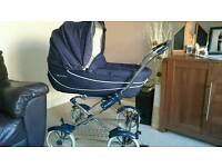 Mamas and Papas Pram and Pushchair