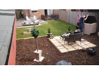 All Aspects of Landscap8ng and Garden Services.
