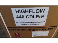 NEW WORCESTER COMBI -CONDENSING BOILER -HIGHFLOW 440 CDi Erp