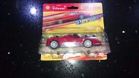 Shell V Power Enzo Ferrari - 1/38 Scale toy car Pull n Go