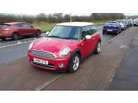 2010 mini cooper 1.6 petrol 46500miles 12 month MOT with no advisories