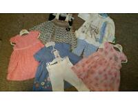Baby Girl Clothes Bundle (new) £25
