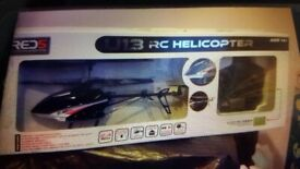 Helicopter Toy. Brand New boxed. Collect today cheap