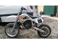Lem 50 kids motocross bike