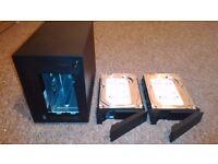 Seagate NAS 2 Bay 4TB Personal Cloud Storage Drive