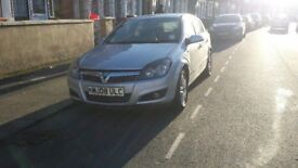 vauxhall astra 1.6 litre engine 2008 year perfect condition