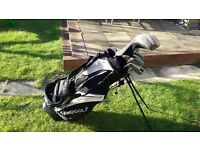 Mizuno Golf clubs set and Ping Driver