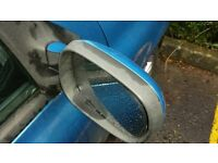 2002 renault clio electric door mirrors n/side and o/side