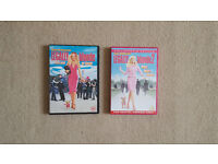 ''Legally Blonde 1 and 2'' (Region 2) DVD, *Mint Condition*, £5