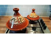 Authentic Moroccan tagine set