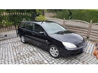 Mitsubishi Lancer Equippe, Very low mileage