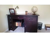 Solid Wood Mango Desk