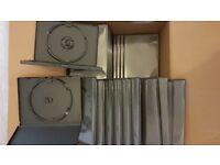 FREE 80+ DVD cases