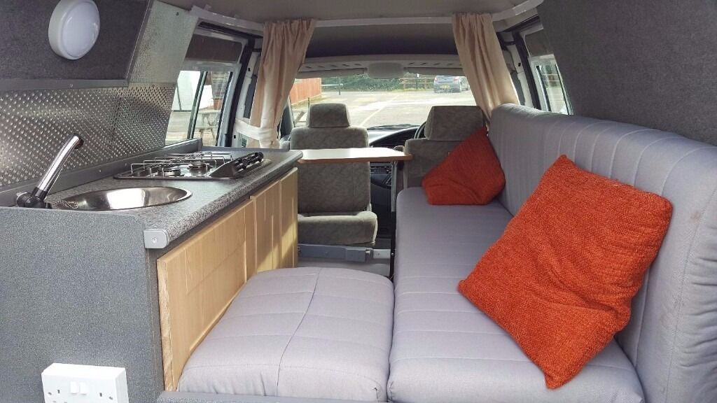 2006 peugeot expert camper microcamper reg nov 2006. Black Bedroom Furniture Sets. Home Design Ideas