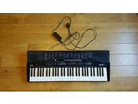 Bargain - Yamaha psr-210 electronic keyboard fully working in excellent condition