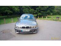 BMW e39 520i Msport package