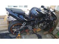 Kawasaki zx7r 1998 spare repair or for breakers