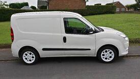 Fiat Doblo Van (not transit vivaro caddy)