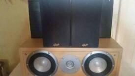 Surround sound speaker