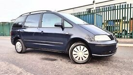 2004 SEAT ALHAMBRA 1.9 TDI *NEW CLUTCH * BARGAIN
