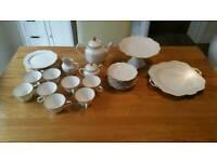 Noritake Ivory Tea set