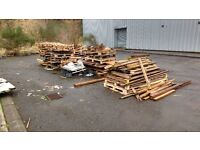 Broken Pallets/Scrap Wood, free for collection, Lindsay Square, Deans Industrial Estate