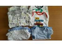 Large baby boy clothes bundle 12-18 months