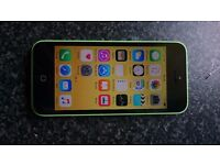 Iphone 5C 16GB Green Sim lock (EE,ORANGE,T-Mobile)