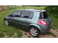Renault Megane 2004 1.5 DCi Dynamique - ONLY £30 per year ROAD TAX!