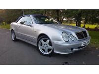 Mercedes-Benz CLK 3.2 CLK320 Elegance 2dr 1 OWNER + LOW MILEAGE