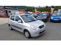 2009 KIA PICANTO *HALF LEATHER* *PERFECT FIRST TIME BUYERS CAR*
