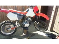 honda xr unfinished project